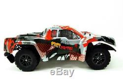112 2.4G RC Pathfinder Remote Control Truck Silver NEW Boy Full scale Electric