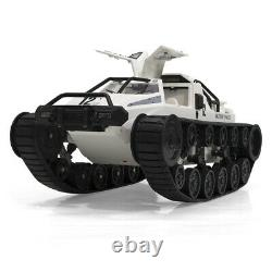 1/12 scale 2.4GHz Drift RC Tank Car High Speed Full Proportional Control Vehicle