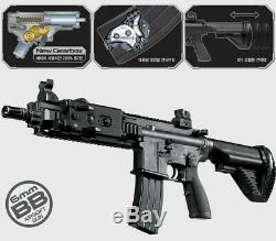 Academy Korea M416D Electric Powered Full Size Airsoft Replica Hand Toy BB Gun