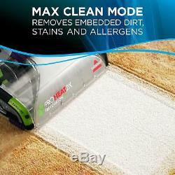 BISSELLProHeat 2X Revolution Max Clean Pet Pro Full-Size Carpet Cleaner 1986
