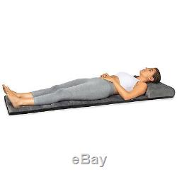Belmint Massage Mat with Shiatsu Heated Neck Massager for Full Body Pain Relief