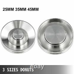 Commercial Donut Maker Doughnut Making Machine 3 Different Sizes Full Automatic