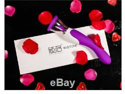 Electric-Sucking-With-Tongue-Licking-Full Body-Massager-Breast-Massage-For-Women