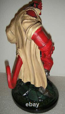 Electric Tiki / Sideshow- New Hellboy Full Size Statue Maquette Polystone Figure