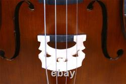 Full Size Electric Cello 4/4 Cello Hand Made Ebony fitting maple Spruce wood