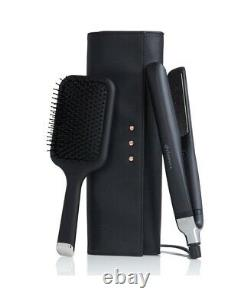 Ghd platinum Plus with paddle brush & heat-resistant bag. Full Ghd Warranty
