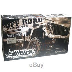 Gmade 110 GS01 Sawback Full Time 4WD EP Crawler RC Cars Kit Off Road #GM52000
