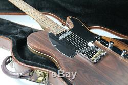 High-End TL Delux Electric Guitar Full Rosewood Korea Tuner Unusual Oil Finish