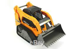 Hobby Engine 110 Scale RC Track Loader Full Function, Working Lights, etc