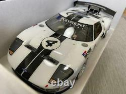 Hpi Super Rare Limited Edition Ford GT40 Electric RC Car Full Set Completed Mode