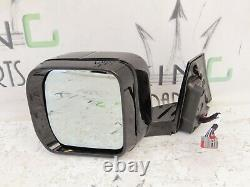 Land Rover Defender L663 2019-on Left Door Side Wing Mirror Full Electric New #c