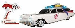 NEW Collectable Ghostbusters early typeECTO-1 full-length 35cm radio control car