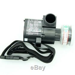 NEW Electric Constant Flow Supplied Air Fed Full Face Gas Mask Spray Painting
