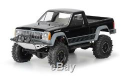 NEW Proline Racing PRO336200 Jeep Comanche Full Bed Clear Body for 12.3 (313mm)