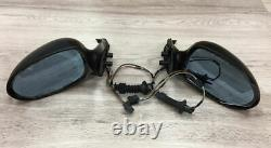 NEW RARE M5 Mirrors For BMW E39 Folding Electrical. Complete full set. 7PIN