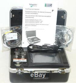 NEW Schneider Electric Square D S33595 Full Function Test Set Series 2 Ver. 1.60