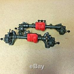 NEW TRAXXAS TRX-4 SPORT Axle Front and rear Portal Full-time Locked Diff