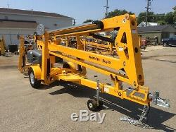 New 2019 Bil-Jax 5533A Towable Boomlift Man In-Stock Unit withFull 2 year Warranty