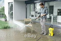 New Karcher Full Control Pressure Washer Power Cleaner Electric Patio 1400W