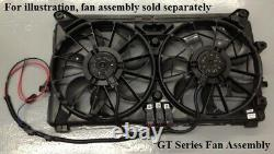 PCM of NC 2007-2013 GM Full Size Truck Three Relay Dual Electric Fan Kit (NNBS)