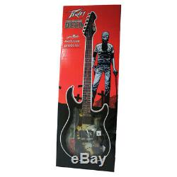 Peavey Walking Dead Cover Wrap Predator Plus EXP Full Size Electric Guitar New