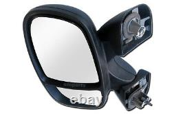 Renault Trafic Electric Heated Full Door Wing Mirror Left Right Pair 2001 2010