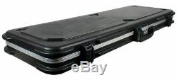 SKB 1SKB-44 Universal Electric Bass Guitar Hard-Shell Case with Full Neck Support