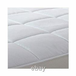 Sunbeam Premium Quilted Electric Heated Warming Mattress Pad Full Size