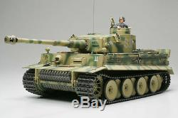 TAMIYA 1/16 RC Tank Tiger I S33 Full Operation PAINTED FINISHED PRODUCT F/S NEW