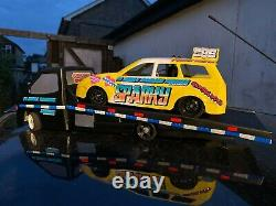 Transit Smiley Recovery Truck Full Chassis with Electrics Banger Racing Kamtec