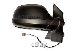 VW T5 Transporter Full Door Wing Mirror Electric Heated Right O/S 2010 2018