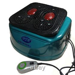 Vibrating Device Legs Full Body Electric Foot Blood Circulation Machine Massager