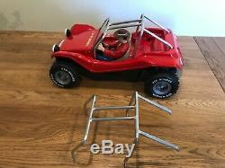 Vintage Tamiya Rc Sand Rover Full Roll Cage Alloy Re Re Street Rover