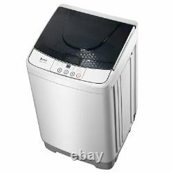 ZOKOP Full-Automatic 13.3 Lbs Wash Capacity Washing Machine Spin with Drain Pump